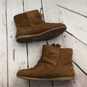 """Rock & Candy Shoes - Rock & Candy """"snowball"""" booties in chestnut (7)"""